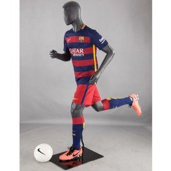 Running male mannequin dis run4 xl