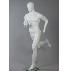 Running male mannequin dis run4 xl