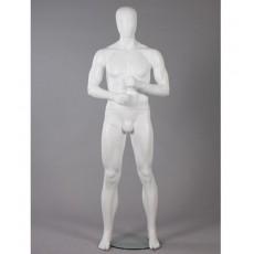 Mannequin vitrine homme boxe ftb9