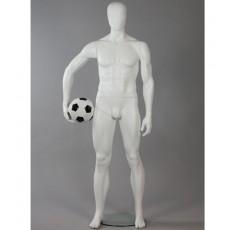 Mannequin vitrine football homme ftb1d