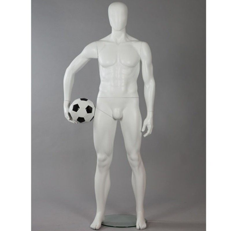 Manichini uomo football ftb1d