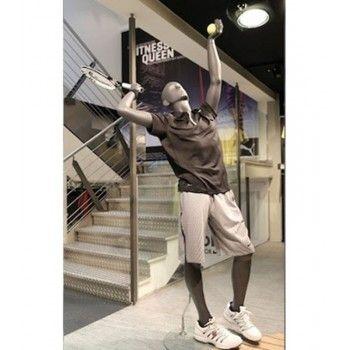 Tennis schaufensterpuppe herren ws24