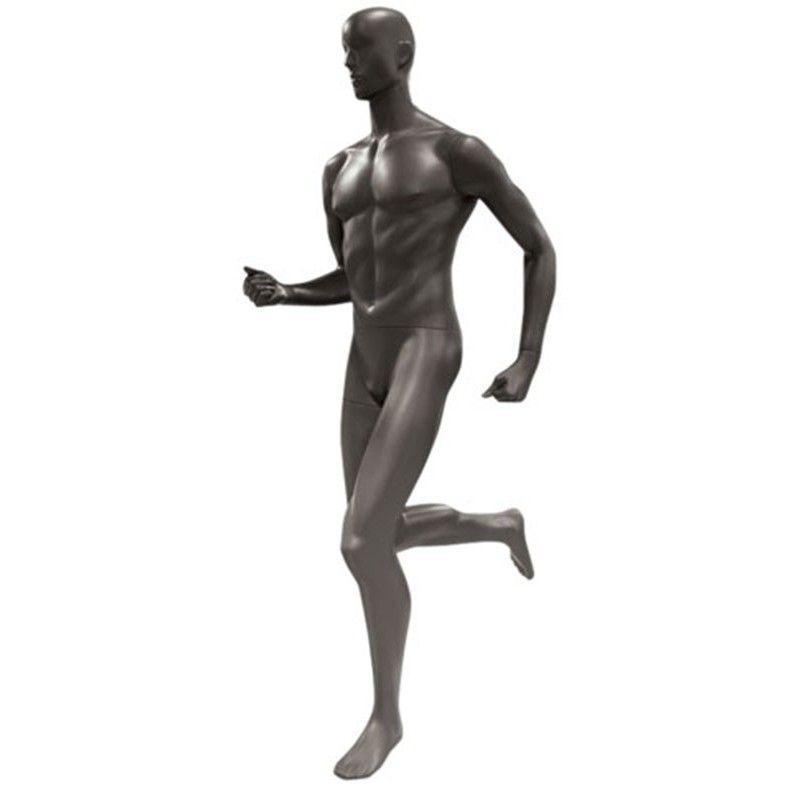 Running male mannequin ws22