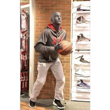 Basketball male mannequin ws12