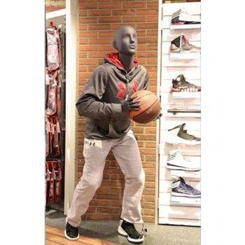 Herren basketball-football schaufensterpuppe ws12