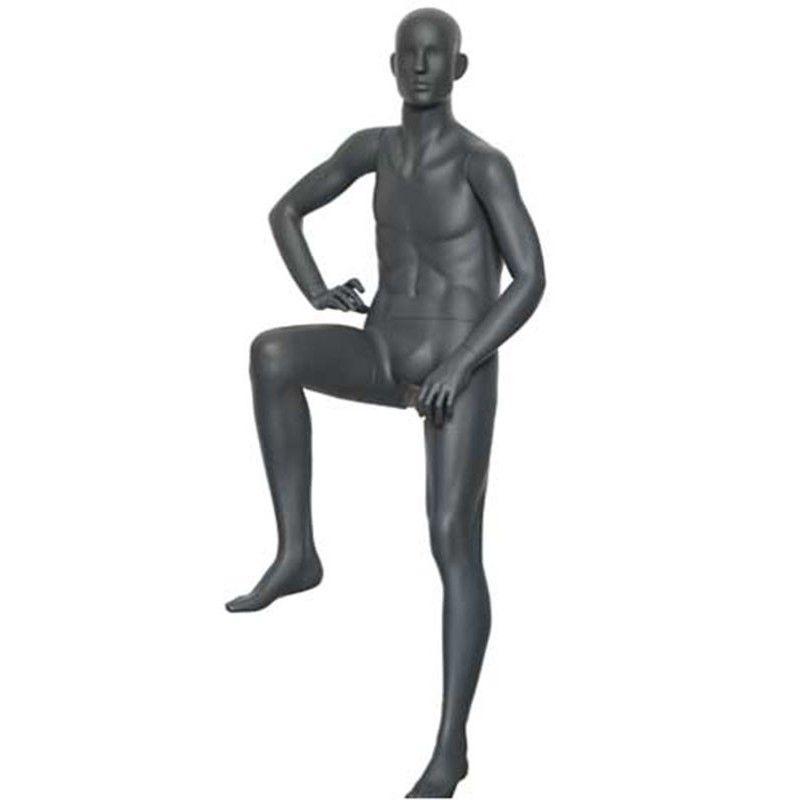 Mannequin vitrine homme velo ws30