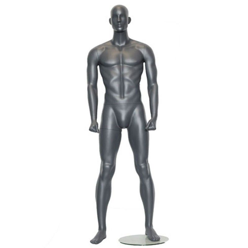 Manichini uomo body fit fx04