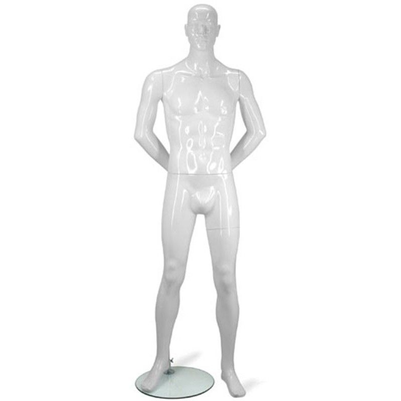 Man mannequin stylized y652/2