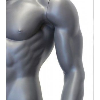 Mannequin homme sport body fit fx04