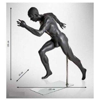 Running mannequin ws42