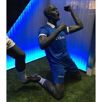 Manichini uomo calcio ws46