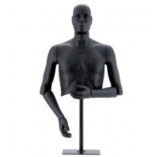 Mannequin man flexible : Bust with removable head
