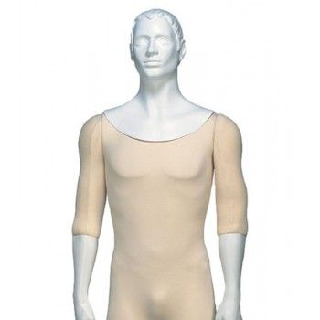 Flexible male mannequin dp4826