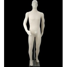 Mannequin vitrine homme flexible dp4826 th