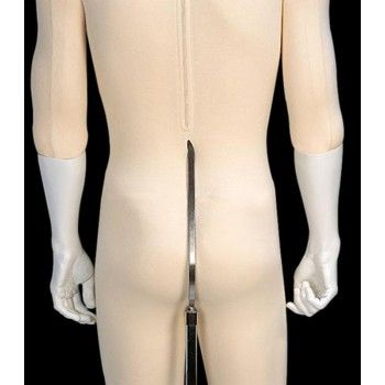Flexible male mannequin tvh