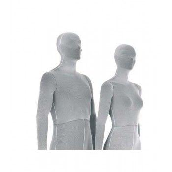 Flexible herren schaufensterpuppen 00100wc
