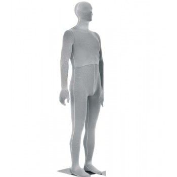 Flexible male mannequin 00100wc