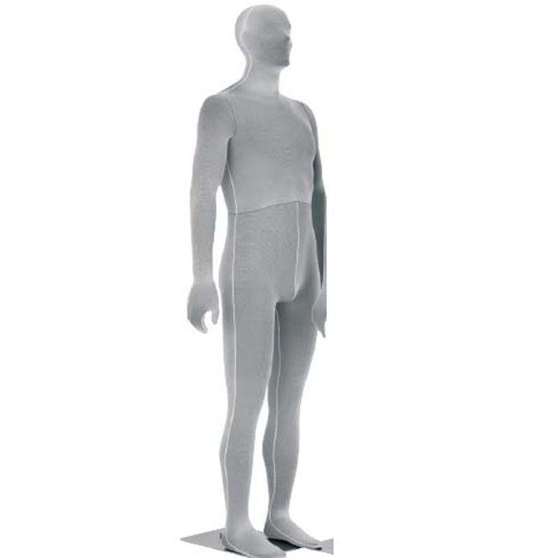Flexible male mannequin 00100wc
