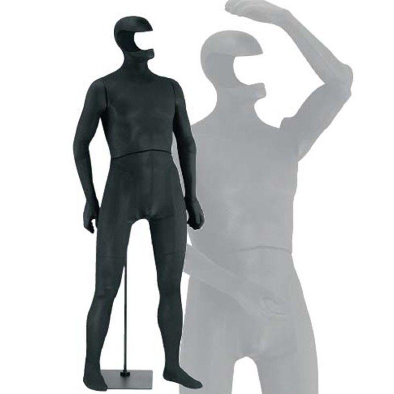 Flexible male mannequin 003300bb