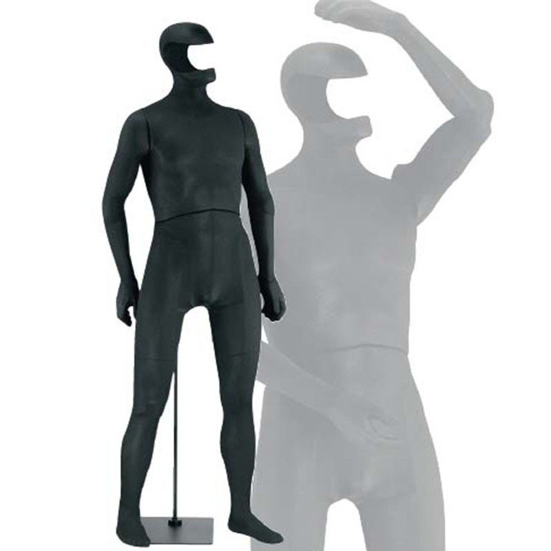 MANNEQUINS HOMME FLEXIBLE 003300BB