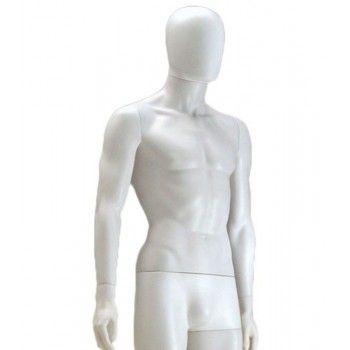 Maniqui caballero de plastico smh-2