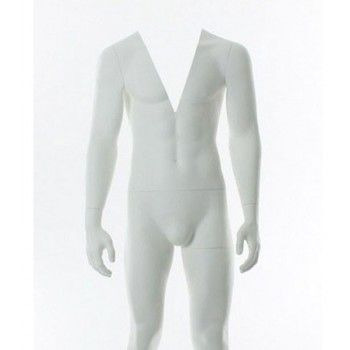 Mannequin headless man web mannequin