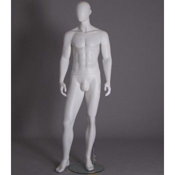 PACKAGE DEAL ABSTRACT MALE WINDOW MANEQUINS