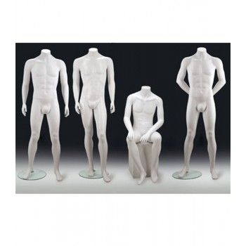 Mannequin pack homme pack cool