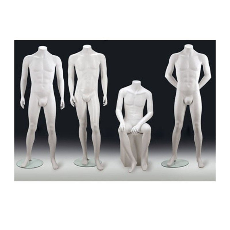 Mannequin man package pack cool