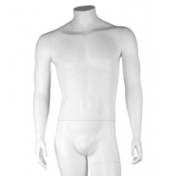 Mannequin headless man y654-03