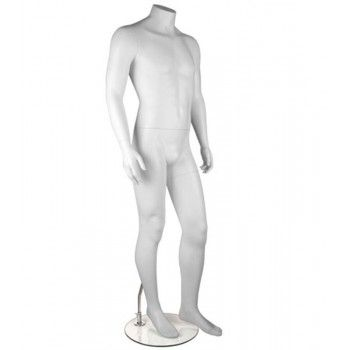Mannequin homme sans tête y654-03