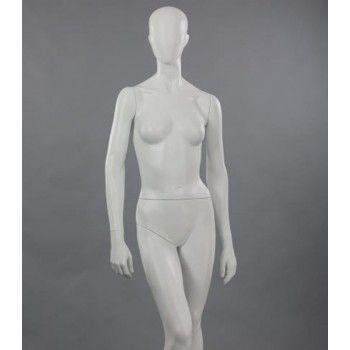 Mannequin vitrine femme abstraite dis cha1