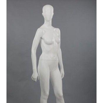 Mannequin vitrine femme abstraite dis cha2
