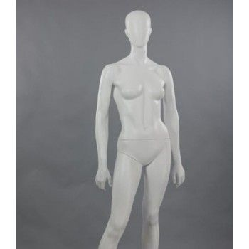 Mannequin vitrine femme abstraite dis cha4