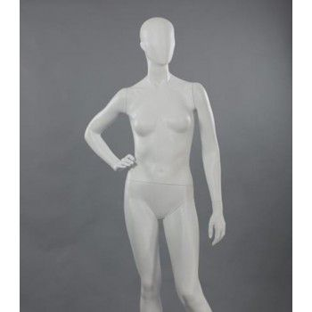 Mannequin vitrine femme abstraite dis cha5