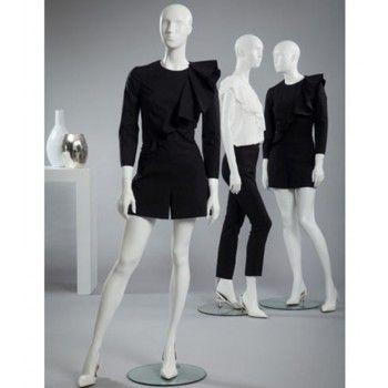 Mannequin vitrine femme abstraite dis cha5 merf